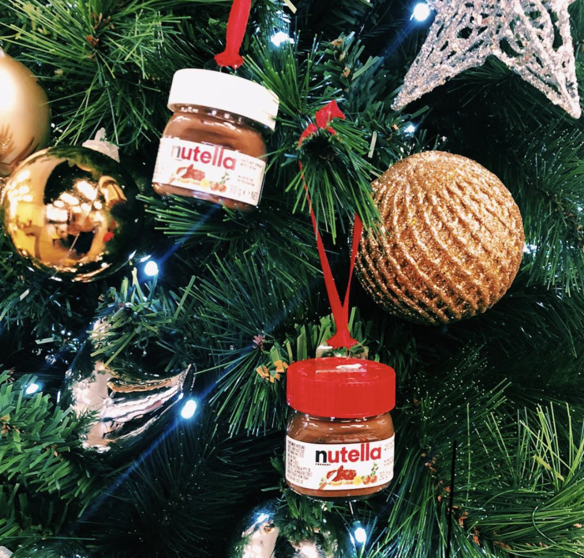 """Target Is Selling Mini """"Nutellino"""" Jars Perfect For Filling A ..."""