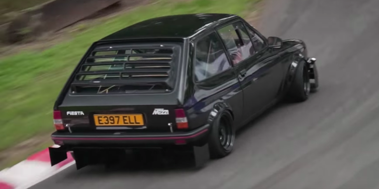 This Might Be the Best-Sounding Ford Fiesta You'll Ever Hear