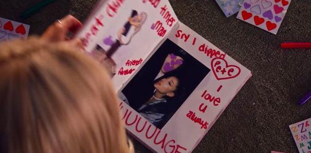 Ariana apologises to Pete