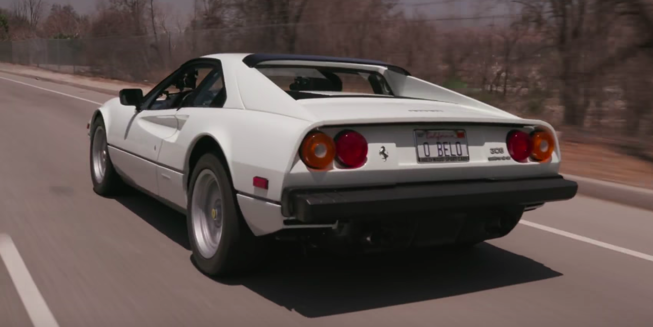 the 308 gtb is the coolest ferrari you can afford jay leno\u0027s garage