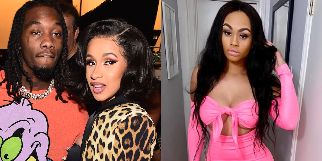 Why Did Cardi B And Offset Name Their Baby Kulture Kiari: Summer Bunni Apology To Cardi B Over Offset Cheating