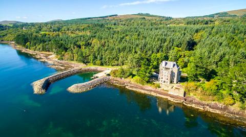 An Culu Castle Ireland photo