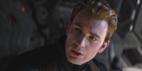 Avengers Fans Noticed A Key Detail About Captain America In The Endgame Trailer