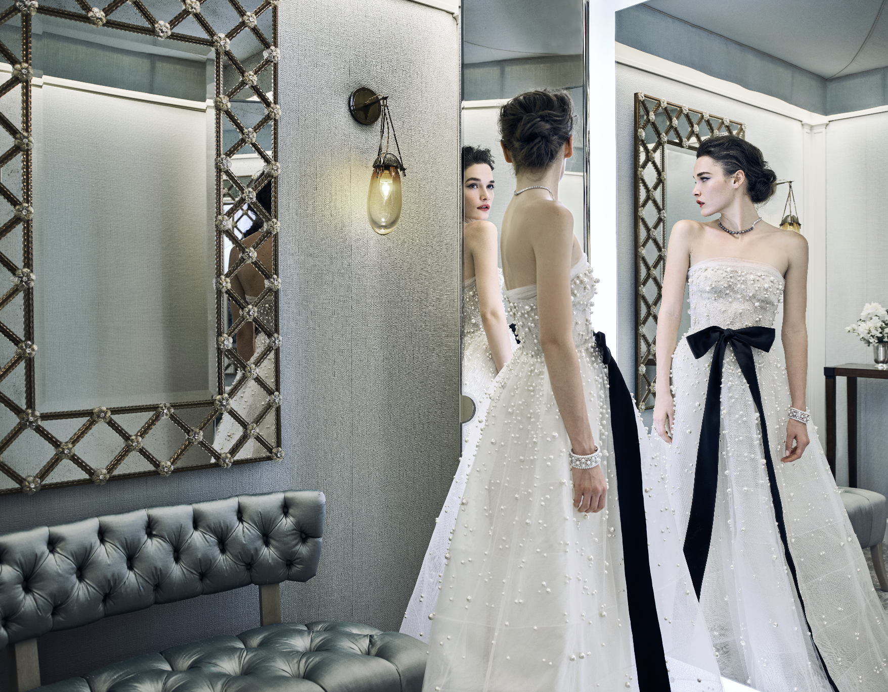 How to Shop for a Wedding Dress—When Bridal Salons Aren't What You'd Expect