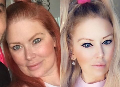 Jenna Jameson Says Keto And Intermittent Fasting Helped Her Inflammation