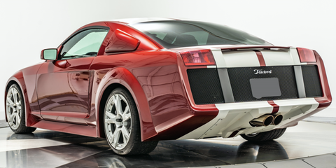 You Can Buy This Bizarre Mustang Lamborghini Hybrid If You Re Into