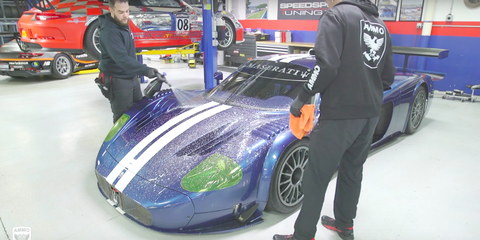 Here's How to Detail a Car With Really Thin Paint
