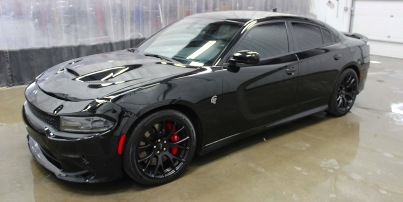 Just Because You Can Buy This Hellcat for the Price of a Camry Doesn't Mean You Should