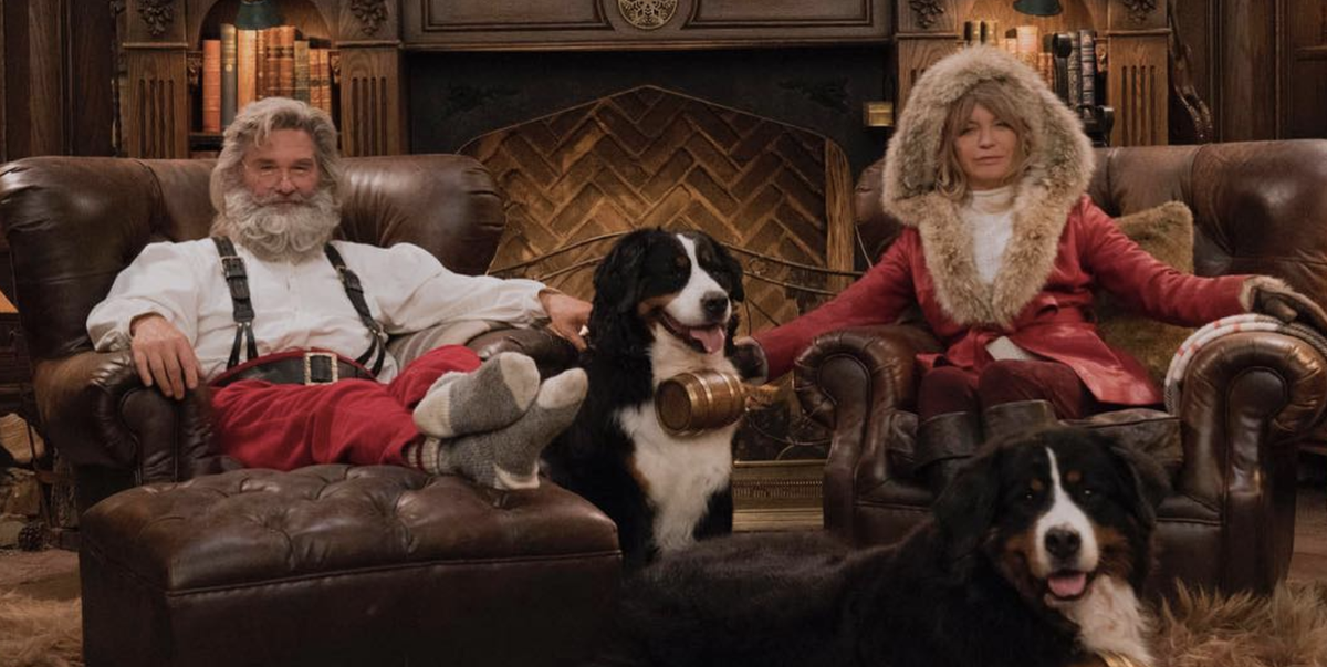 Goldie Hawn and Kurt Russell's 2018 Christmas Card ...