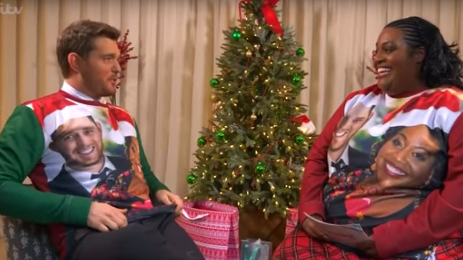 This Morning's Alison Hammond interviewed Michael Bublé and it was as wild as you'd expect