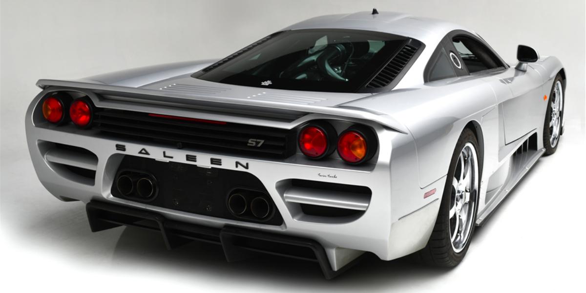 2005 Corvette For Sale >> 2005 Saleen S7 Twin Turbo For Sale - Rare Saleen 248-MPH ...