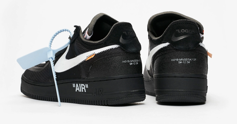 classic style official photos lace up in Off-White x Nike Air Force 1 Low | Off-White Releases