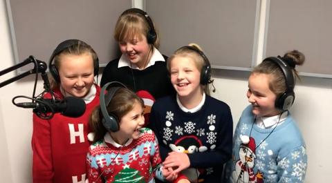 Flakefleet Christmas Charity number one