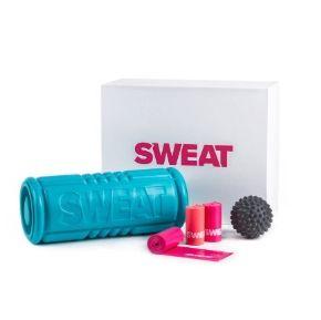 SWEAT Recovery pack, foam roller