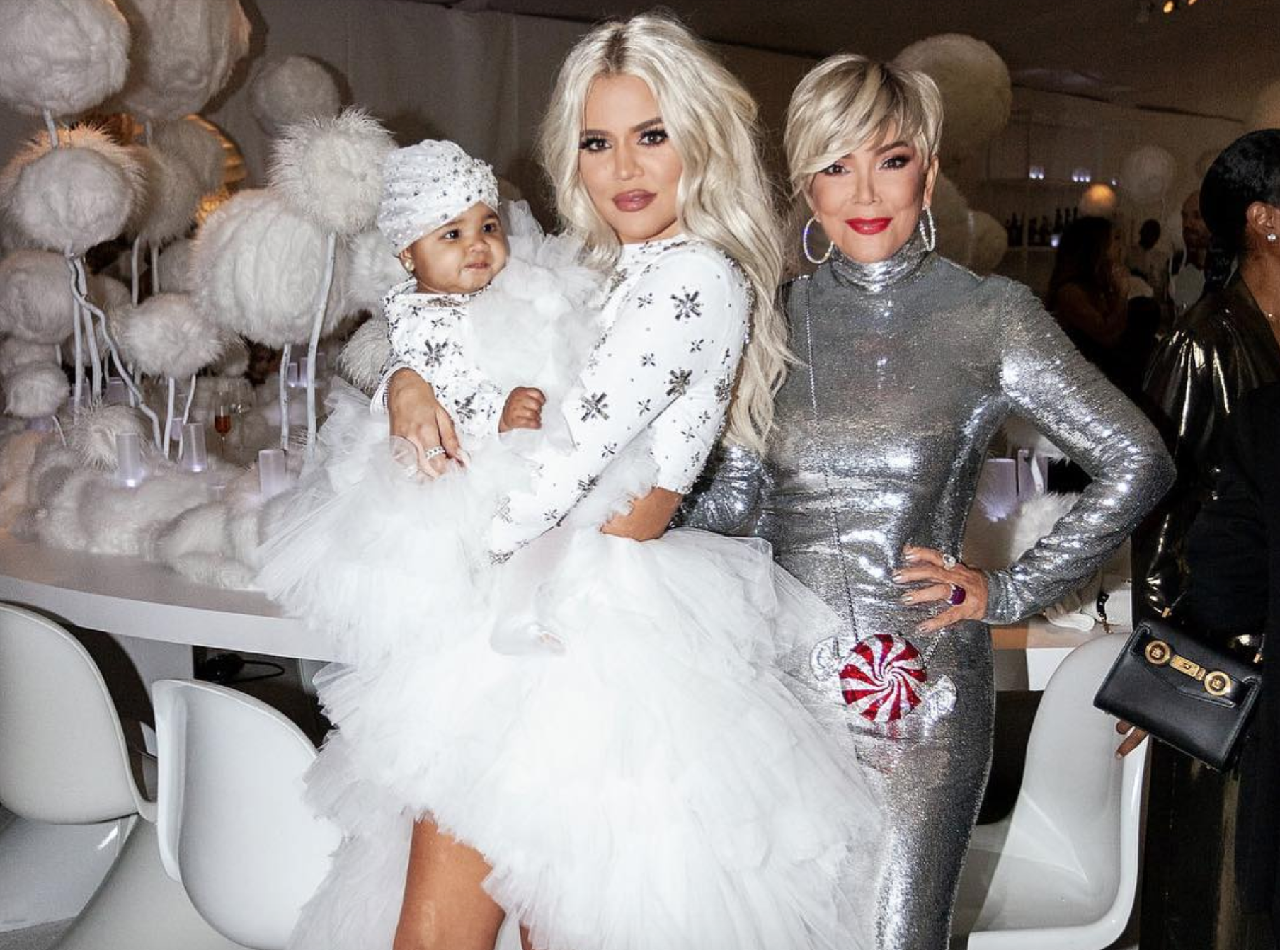 Kardashian Christmas Party 2019 Kardashian Jenner Christmas Party 2018 Photos and Details   Inside