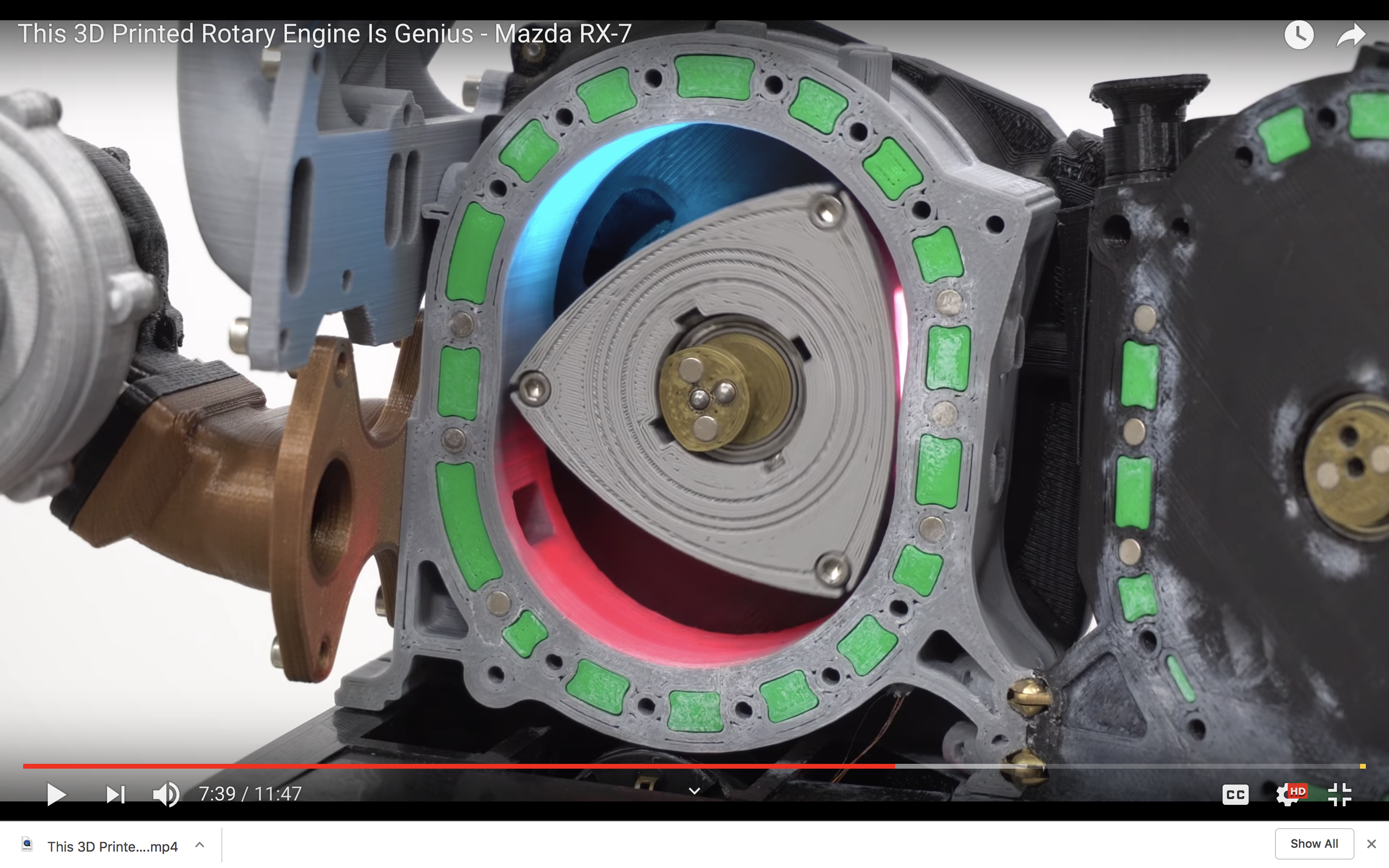 Rotary Engine Cars >> Why The Rotary Engine Is Perfect For Hydrogen Fuel