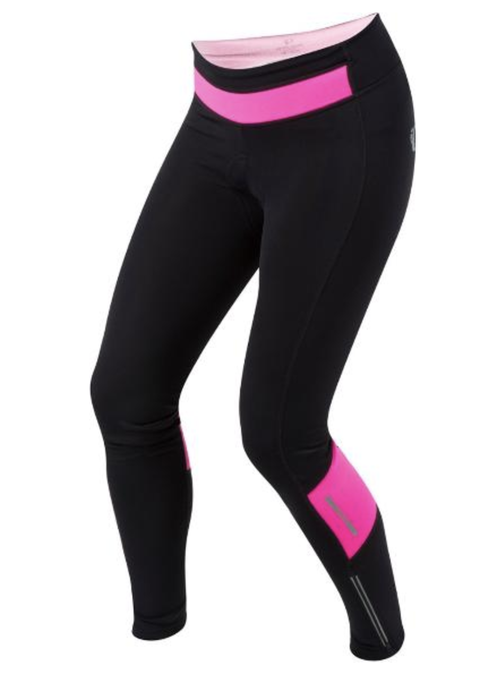 Clothing, Tights, Pink, Leggings, Sportswear, Waist, Trousers, Active pants, Cycling shorts, Magenta,