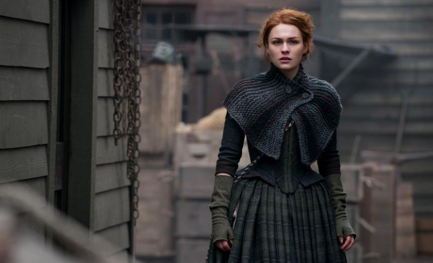 Outlander saison 3 : La rencontre entre Brianna et son père ne sera pas heureuse