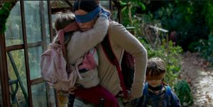 Netflix issued a statement urging people not to try the 'Bird Box challenge'
