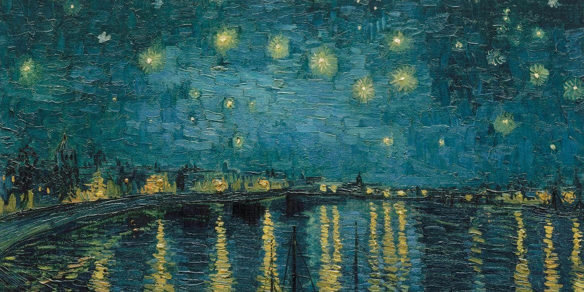 Van Gosh starry night