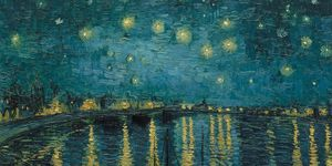 Van Gosh starry night