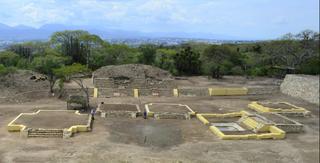 mesoamerican temple site