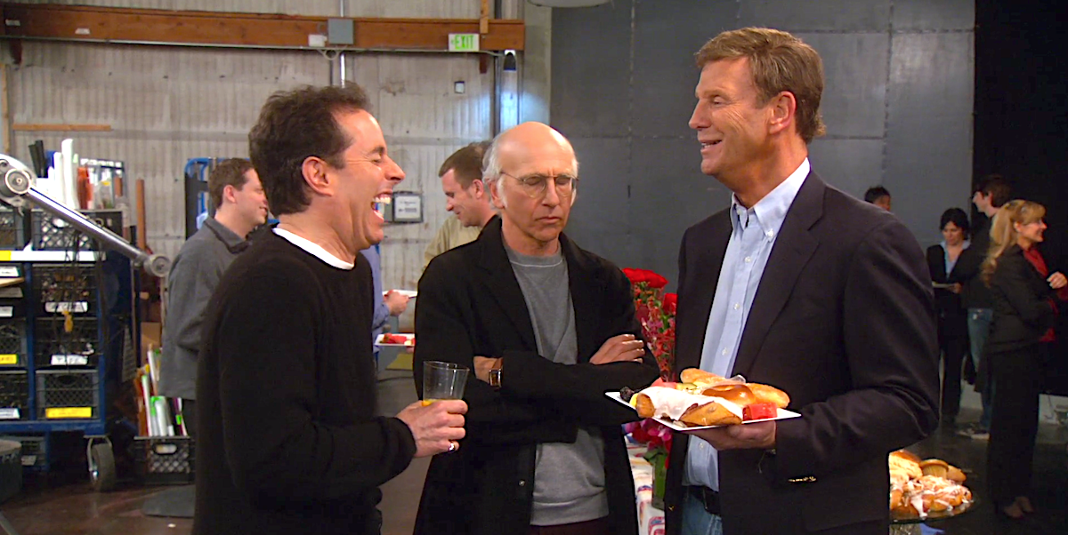 Bob Einstein Improvised a Joke on Curb Your Enthusiasm So Funny That Jerry Seinfeld Doubled Over With Laughter