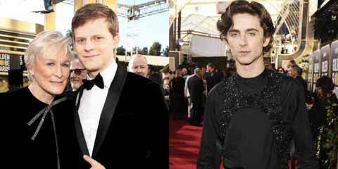 Timothée Chalamet and Lucas Hedges Look Good on the 2019