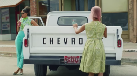 The 2019 Chevy Silverados History In 30 Seconds New Commercial