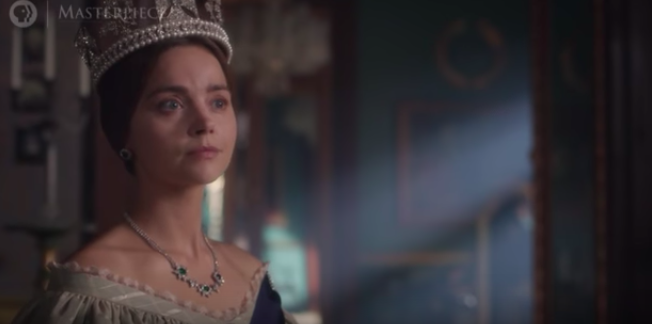 Victoria Sneak Peek: Watch as the Queen Learns of the French Revolution