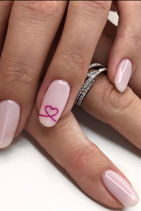 image - 17 Fun Valentine's Day Nail Art Designs - V-Day Nail Inspiration