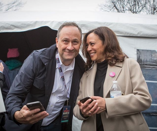 Who Is Douglas Emhoff? 8 Fun Facts About Kamala Harris' Husband