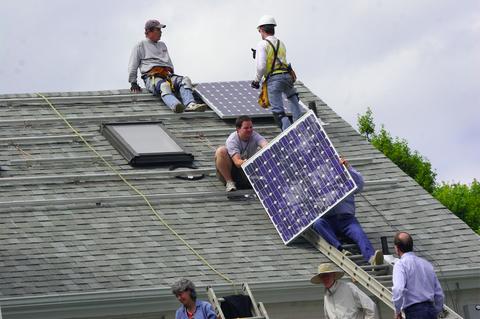 solar panels virginia