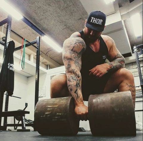 Physical fitness, Weight training, Bodybuilding, Arm, Muscle, Strength athletics, Iron, Shoulder, Tattoo, Barechested,