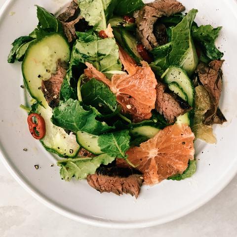 Dish, Food, Salad, Cuisine, Ingredient, Garden salad, Caesar salad, Spring greens, Produce, Spinach salad,
