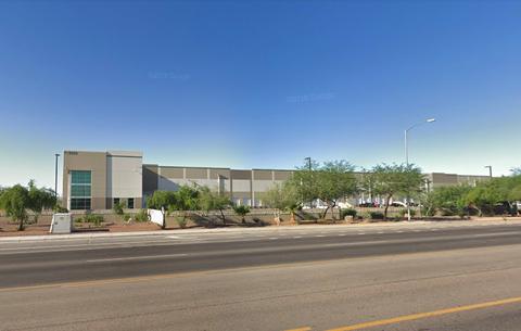 google maps phoenix az amazon warehouse