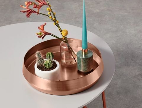 copper look at home