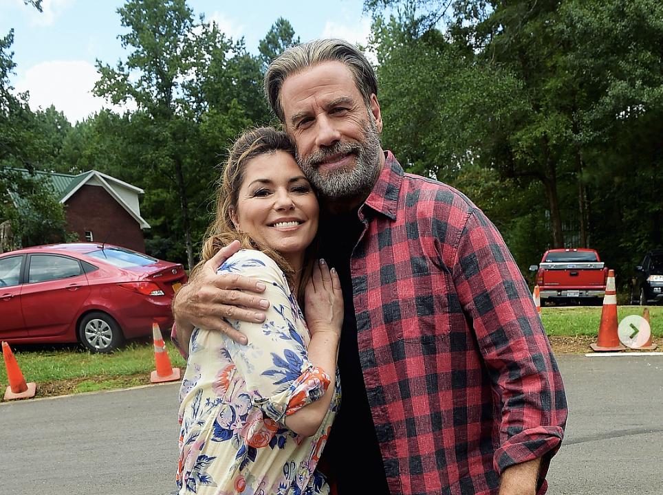 Watch the Trailer for Trading Paint Starring John Travolta