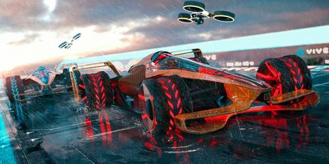 Vehicle, Sky, Games,