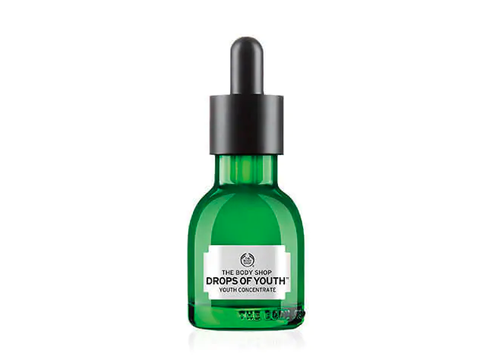 The Body Shop Drops of Youth facial oil