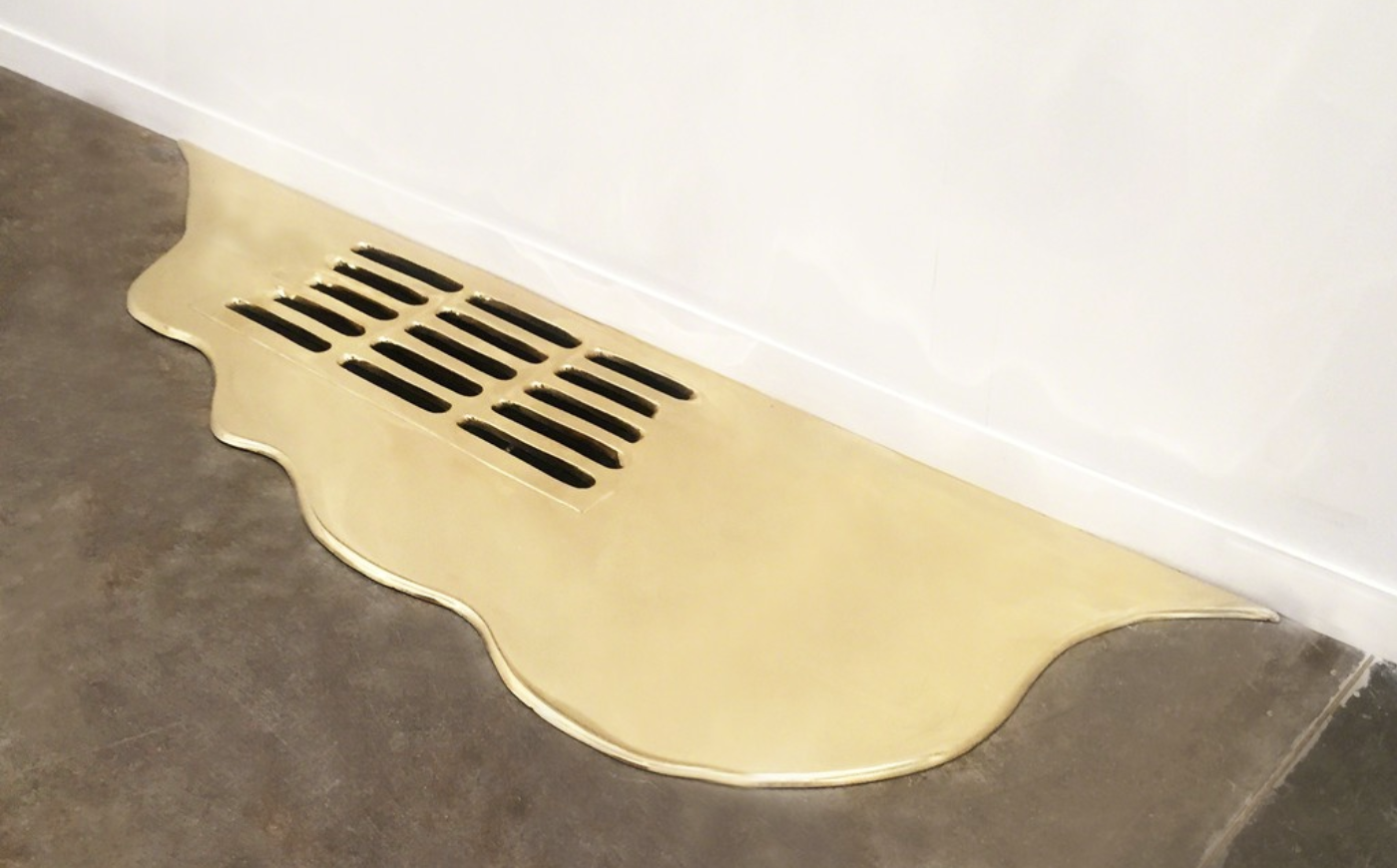 Liquid Gold Drains Are The Coolest Home Accessory Out There—No Exaggeration