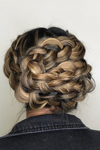40 Best Prom Updos for 2019 - Easy Prom Updo Hairstyles