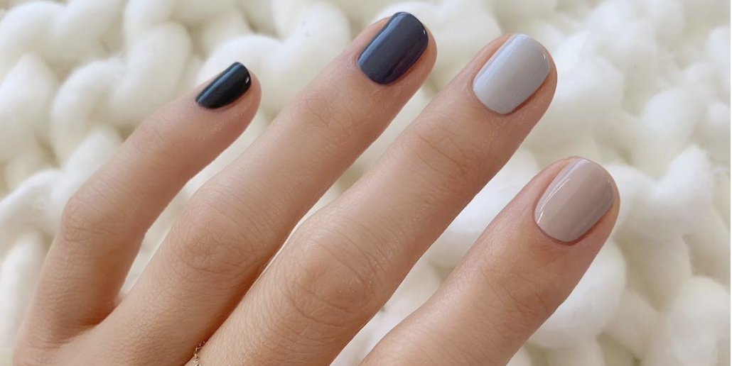 How To Wear The Muted Nail Color Trend Muted Nail Polishes