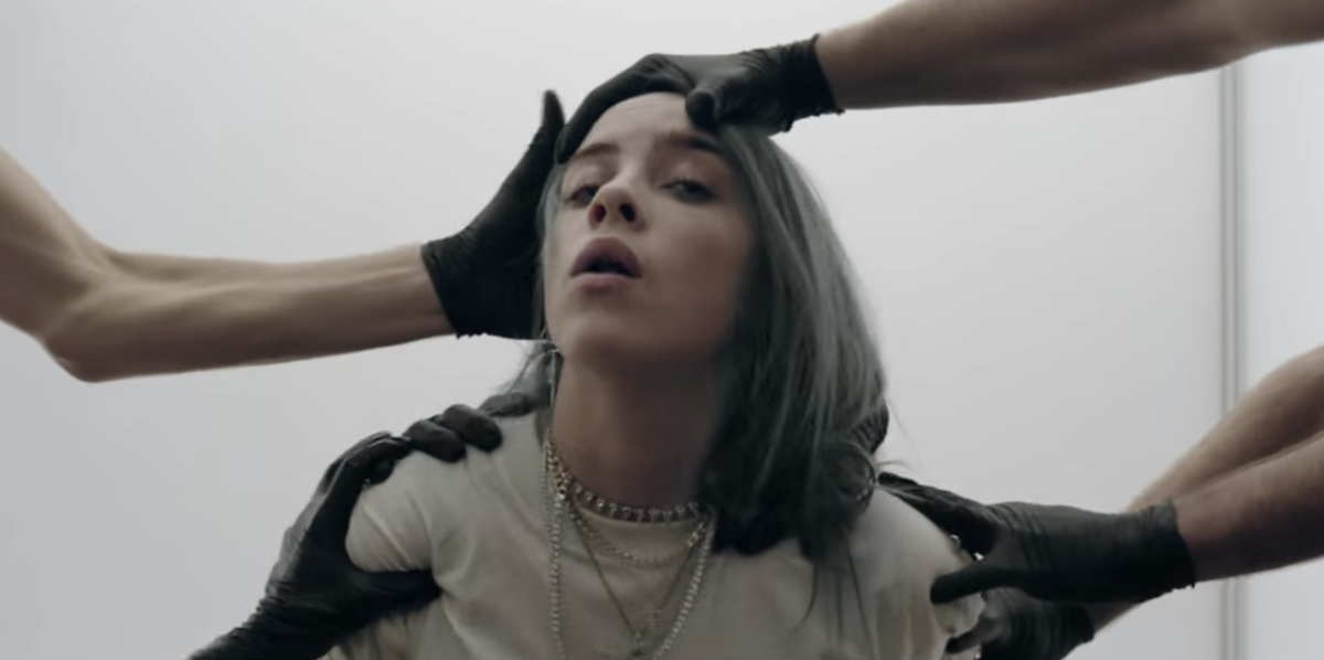 Billie Eilish Releases Creepy Music Video For Bury A -6894