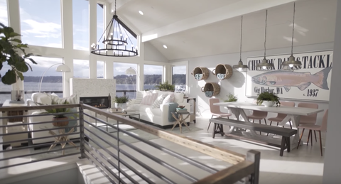 Win A Home Makeover 2020.A Woman And Her Husband Won The Hgtv Dream Home Giveaway But
