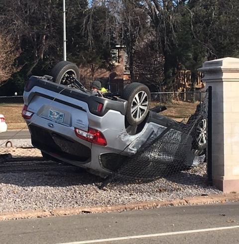 Camille Herron car accident
