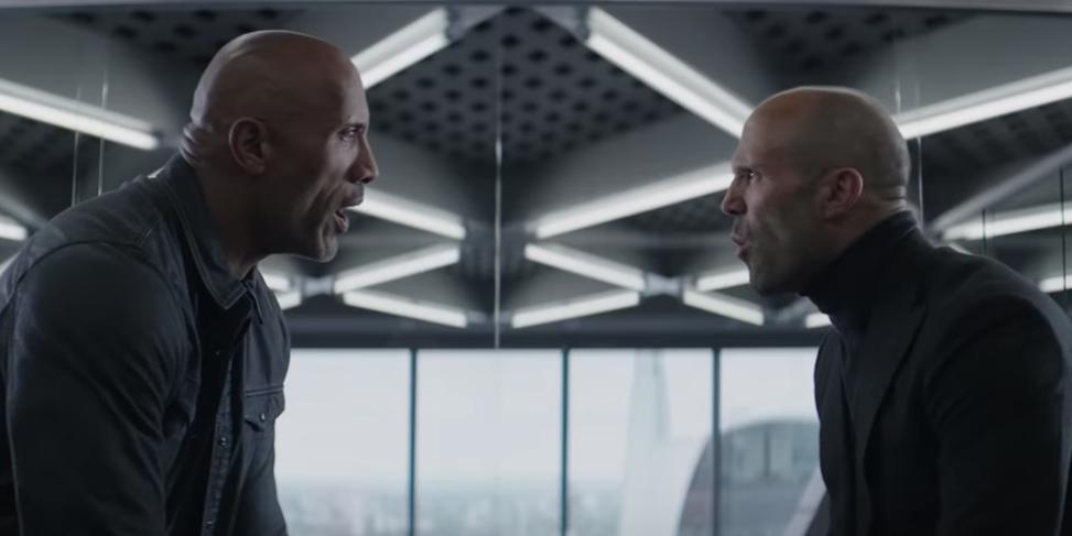 'Hobbs & Shaw' Trailer - Jason Statham Stars in 'Fast and