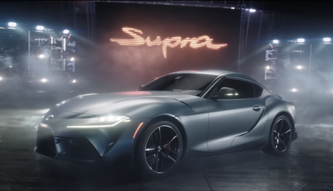 Jeep Los Angeles >> 2020 Toyota Supra Super Bowl Ad - Best Twitter Reactions