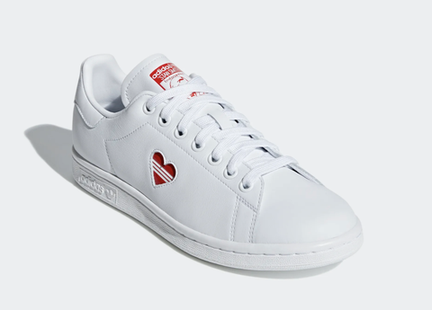 premium selection 1bcad 562d2 V Day Stan Smith Shoes