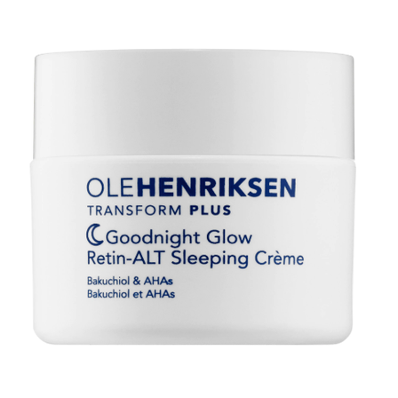 Crema para dormir Goodnight Glow Retin-Alt de Ole Henriksen